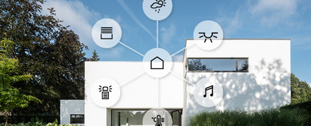 JUNG Smart Home Systeme bei Inprotec in Haßfurt