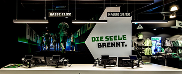 Shop / Retail bei Inprotec in Haßfurt